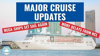 MAJOR CRUISE UPDATES! CRUISING HAS RESTARTED! WOULD YOU WEAR A MASK ON A CRUISE SHIP?