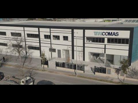 TMCOMAS: Vídeo inauguración nuevas instalaciones (29/03/19)