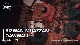 Rizwan-Muazzam Qawwali Boiler Room London Live Performance
