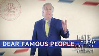 Dear Famous People