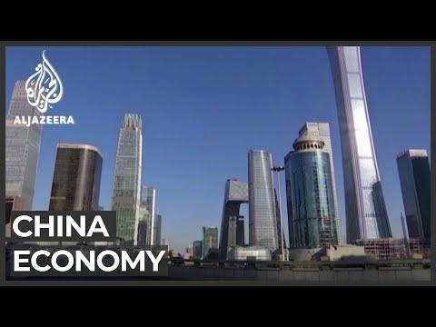 China economy grows despite pandemic