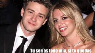 Stay with me (Britney & Justin)-Tony Lucca Traducida y Subtitulada