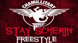 Chamillionaire - Stay Schemin Freestyle (with LYRICS)