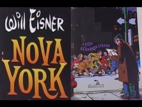 Will Eisner - Nova York