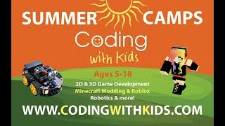 teach your kids coding this summer