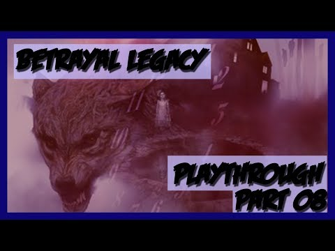 Betrayal Legacy Campaign (Chapter 8)