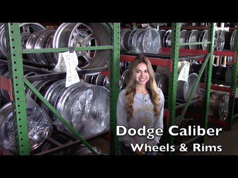 Factory Original Dodge Caliber Wheels & Dodge Caliber Rims – OriginalWheels.com