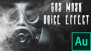 Gas Mask Voice Effect – Adobe Audition CC Tutorial