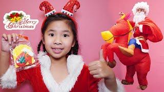 Món Quà Nhỏ Ngọt Ngào – Giáng Sinh Vui Vẻ Cùng Bé Bún và Bé Bắp