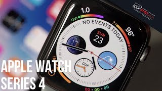 Apple Watch Series 4:  The Review
