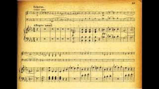 Beethoven Piano Trio Op.1 No.1, Tibor Szász, Daniel Foster, Jeffrey Butler, 1980 Nov. 17, USA