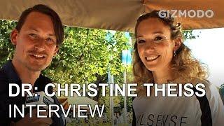 Dr. Christine Theiss zum Thema Fitness Tracker und dem Epson Pulsense