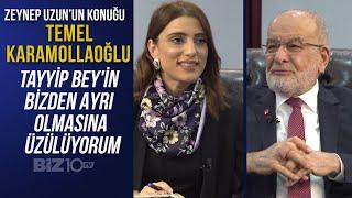 Temel Karamollaoğlu Biz10TV'de | İttifak Açıklaması, Gelecek Partisi, Ali Babacan, Fatih Erbakan...