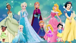 Five Little Princesses And Other Kids Songs
