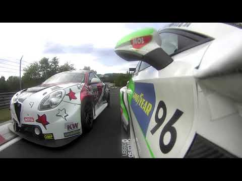 WTCR 第4戦ハンガリー(ハンガロリンク)レース1のハイライト動画