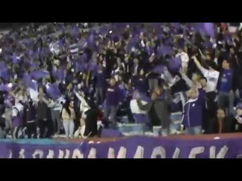 """La Banda Marley(Defensor Sporting)"" Barra: La Banda Marley • Club: Defensor"