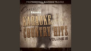 Country by the Grace of God (Originally Performed by Chris Cagle) (Karaoke Version)