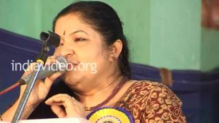 K. S. Chithra, Play back singer