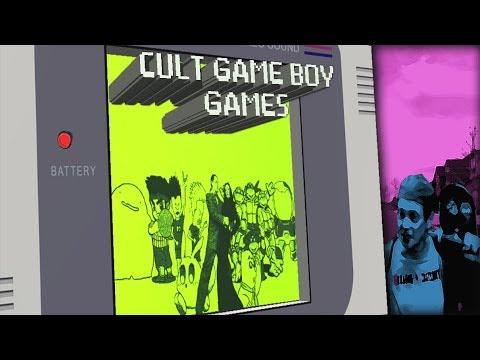10 CULT GAME BOY GAMES | HM