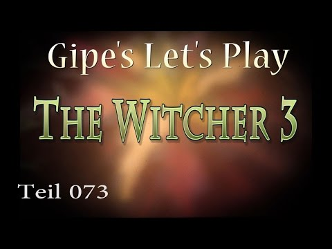 Let's Play The Witcher 3 Teil 073 Verflixte Taucherei