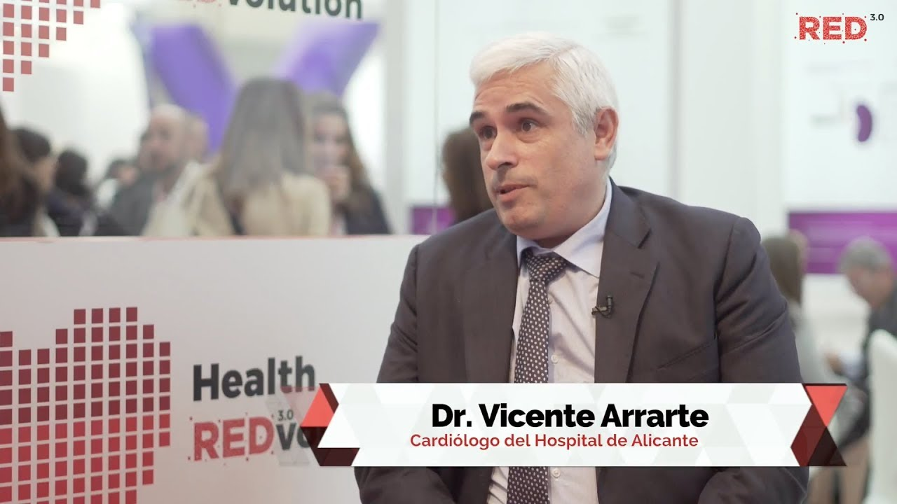 Health RedVolution: Dr. Vicente Arrarte