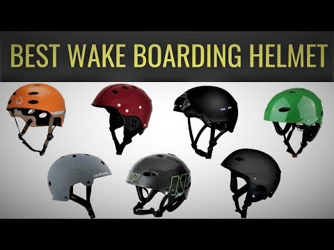 10 Best Wakeboarding / Water Helmets With Price | Unbiased Review