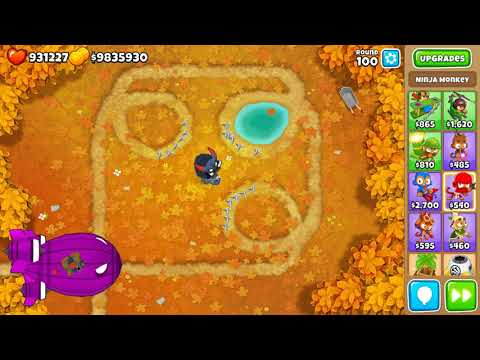 Bloons TD 6 - BEST MONKEY KNOWLEDGE UPGRADES! - смотреть