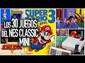 Los 30 Juegos Del Nes Classic Mini
