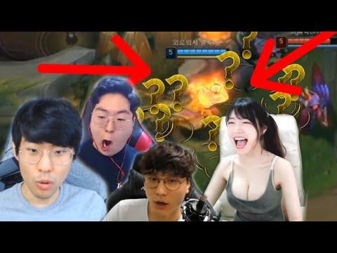 韓國隨機實況 - 這李星操作你跟得上嗎!!?