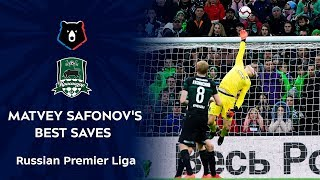 Matvey Safonov's Best Saves In Last Games