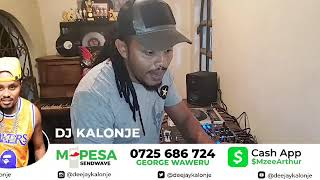 DJ KALONJE - ROOTS REGGAE MIXX 2020  ( FACEBOOK LIVE VIDEO MIXX)