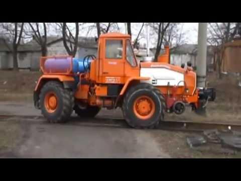 Мотовоз ММТ-2 «Слобожанец»