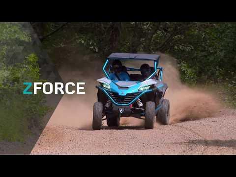 2020 CFMOTO ZForce 500 Trail in Monroe, Washington - Video 3