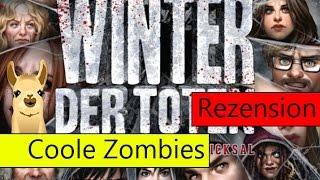Winter der Toten (Brettspiel) / Anleitung & Rezension / SpieLama