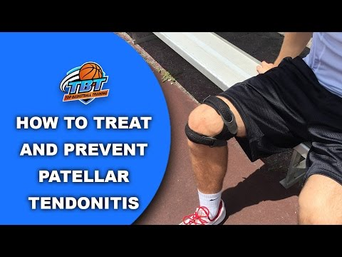 Video Patellar Tendonitis - How to Treat and Prevent Jumper's Knee