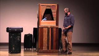 A Variety of Puppet Vignettes - Kevin Kammeraad and the Cooperfly Puppet Troupe