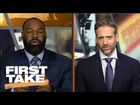 First Take argues if recent NFL suspensions for violent hits were correct   First Take   ESPN