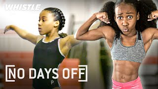 12-Year-Old Gymnast Is The Next SIMONE BILES!