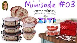 JD on QVC Minisode: 003 temp-tations Ziti