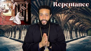 Confessing to a Priest ? Orthodox Repentance