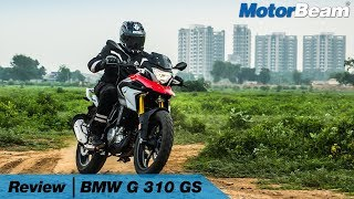 BMW G 310 GS Review - Better Value Than R | MotorBeam