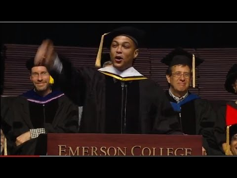 Emerson College | Commencement Address