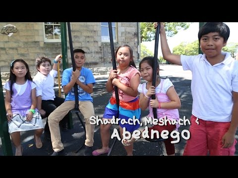Let's Sing Along: Shadrach, Meshach and Abednego