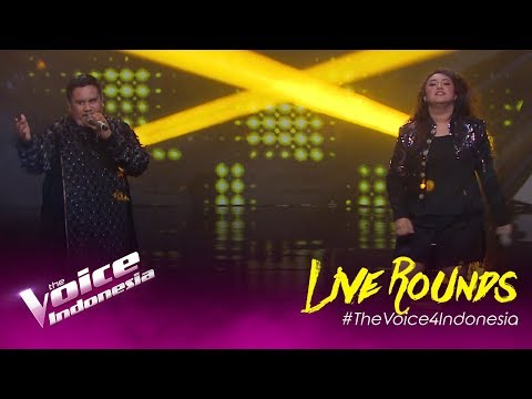 September (Earth, Wind & Fire) - Aca dan Kia | LIVE Rounds | The Voice Indonesia GTV 2019