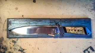 MAKING CSSOURCE 16 KNIFE Part 1