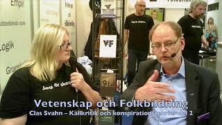 VoF Bokmässan 2017 – Clas Svahn del 2