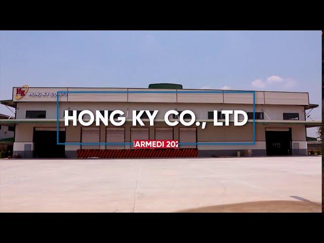Công ty TNHH Hong Ky Viet Nam | Pharmedi 2020