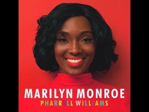 Pharrell Williams - Marilyn Monroe (Official Instrumental)
