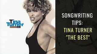 Songwriting Tips From Tina Turner - The Best | Songwriting Academy