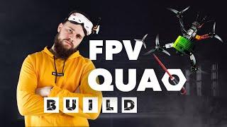 FPV Quad Build - iFlight Titan XL5 with DJI FPV System - Full Build Tutorial (FPV Series #21)